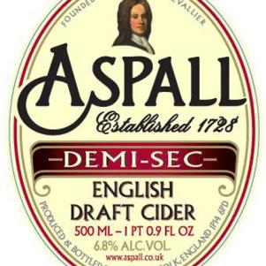 aspall-demisec