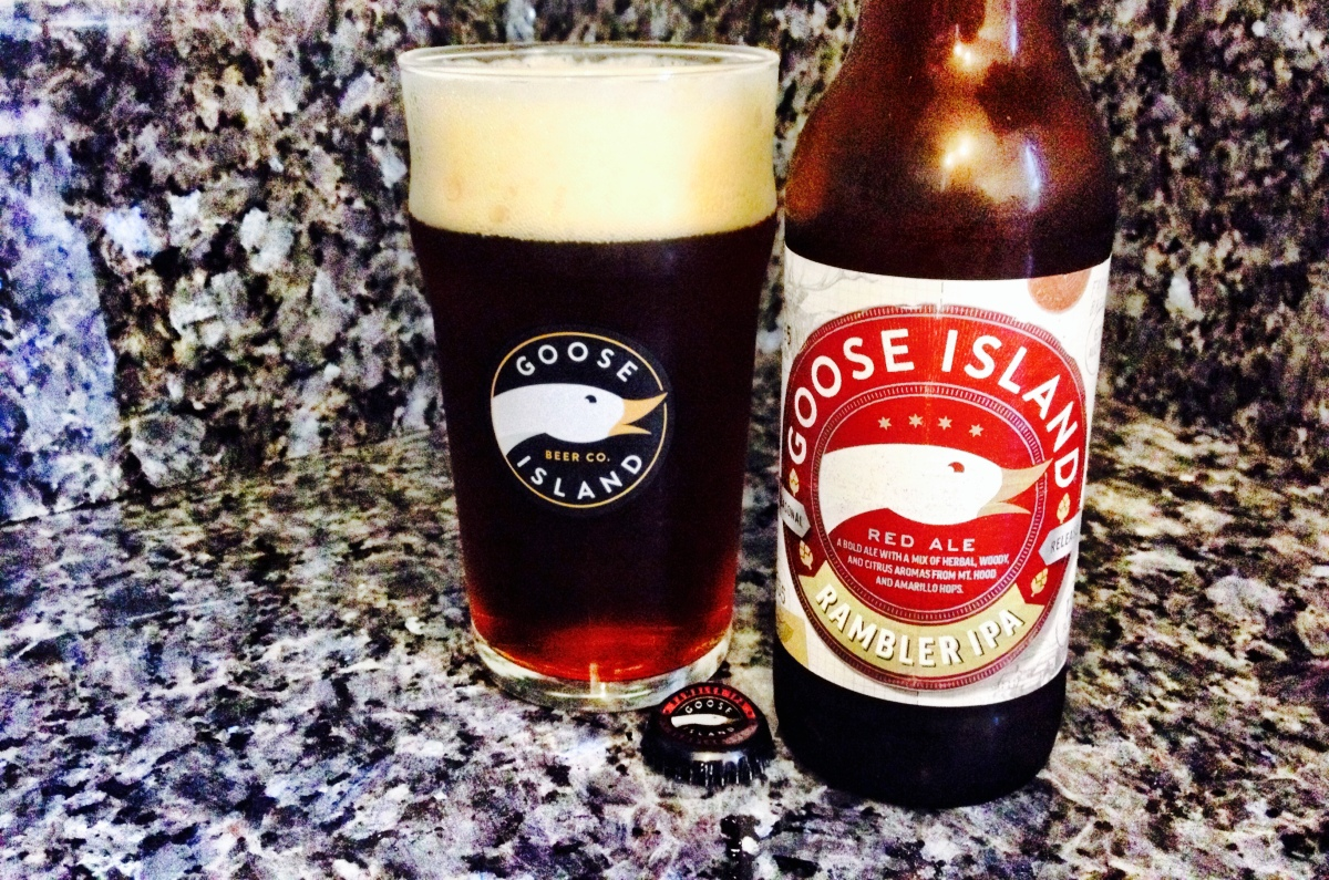 Try This Beer: Goose Island Rambler IPA