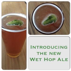 Kauai Beer Company Wet Hop Ale 2014