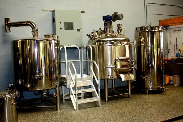 Lanikai Brewing Company Brew System