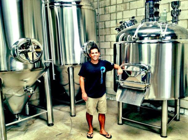Steve Haumschild Lanikai Brewing Company