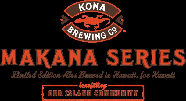 Kona Brewing Company Makana Series Logo