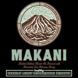 Kona Brewing Company Makana Series Makani Logo