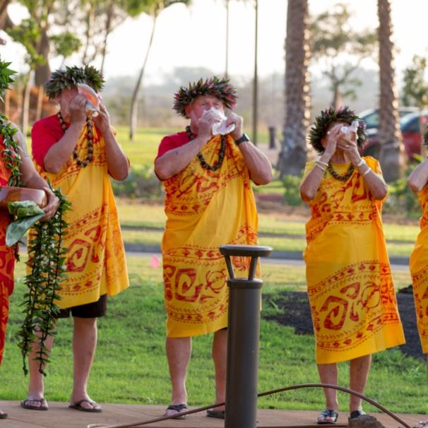 Maui Brewing Company Kihei Facility Blessing December 9, 2014-003-2