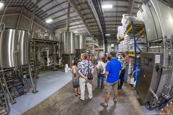 Maui Brewing Company Kihei Facility Blessing December 9, 2014-017