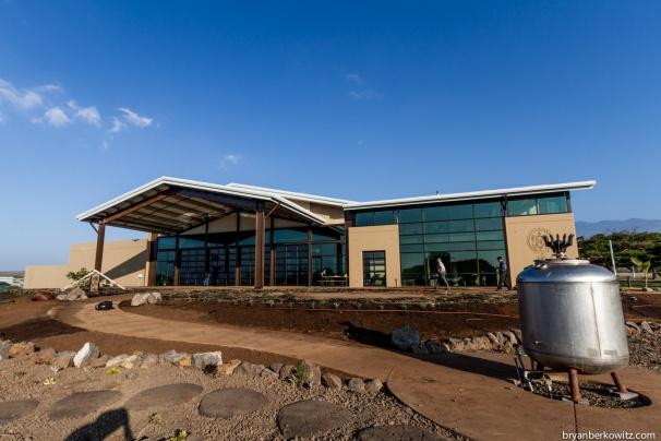 Maui Brewing Company Kihei Facility Blessing December 9, 2014-018-2