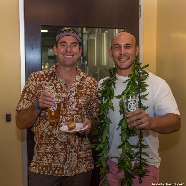 Maui Brewing Company Kihei Facility Blessing December 9, 2014-112