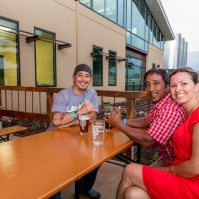 Maui Brewing Company Kihei Facility Blessing December 9, 2014-235