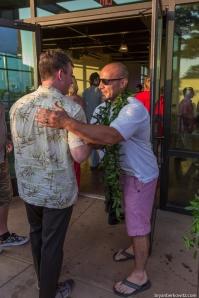 Maui Brewing Company Kihei Facility Blessing December 9, 2014-270