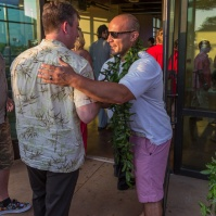 Maui Brewing Company Kihei Facility Blessing December 9, 2014-270