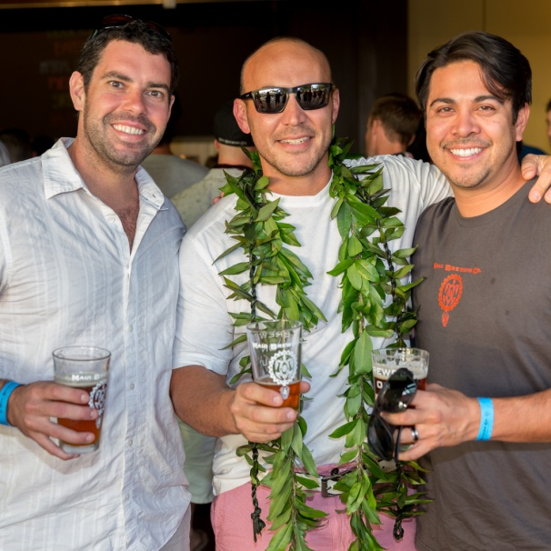 Maui Brewing Company Kihei Facility Blessing December 9, 2014-302