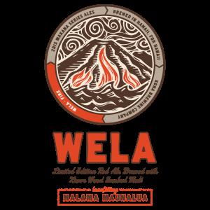 Kona Brewing Company Makana Series Wela Logo