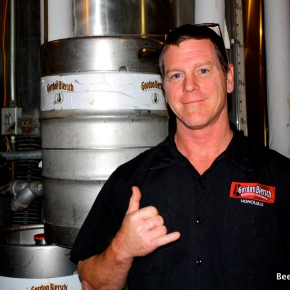 Interview: Jeff Liles – Gordon Biersch Honolulu Brewmaster