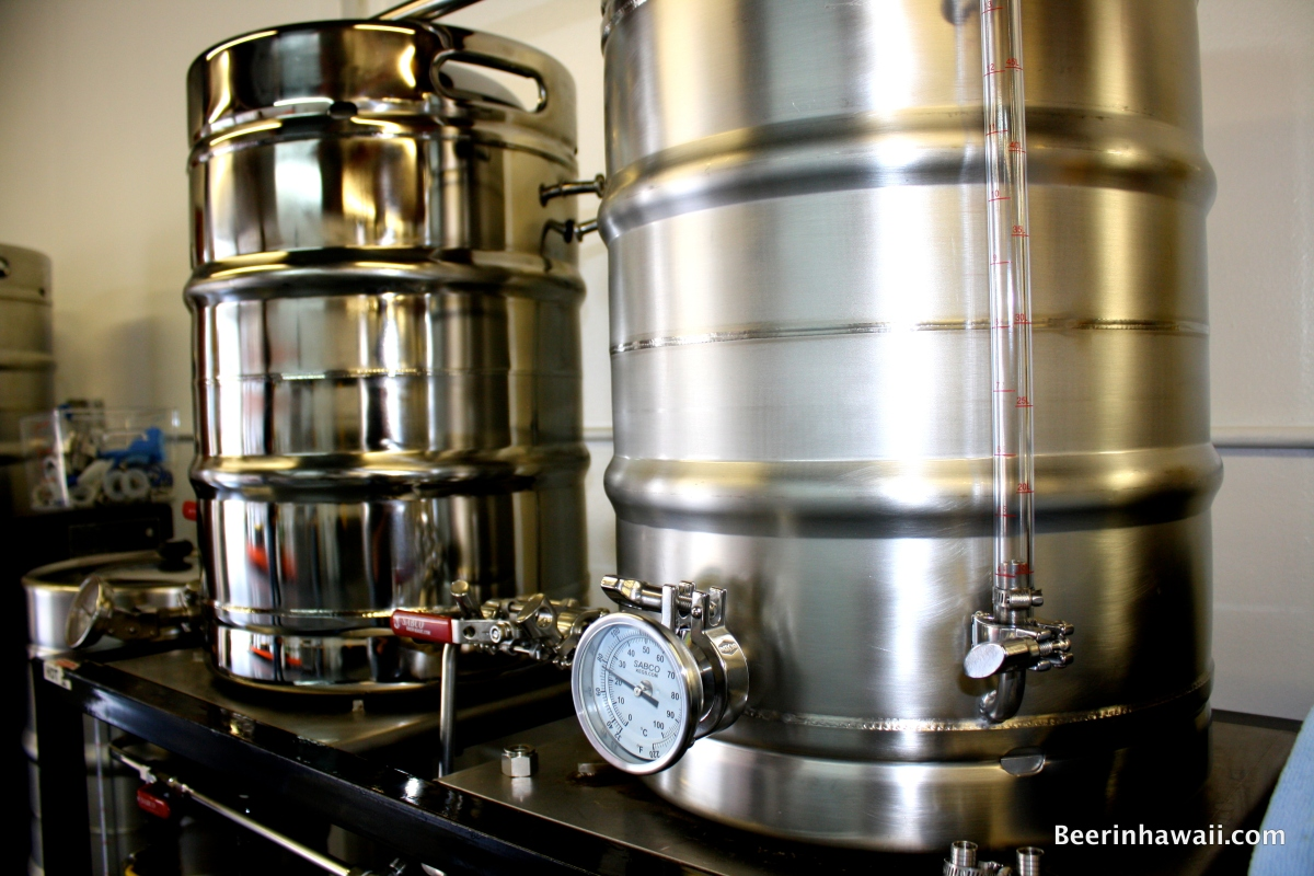 Stewbum & Stonewall Brewing Company Hawaii Sabco