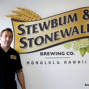 Brewery in Planning: Stewbum & Stonewall Brewing Co.