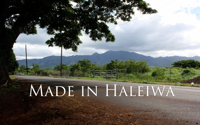 Mt. Kaala Haleiwa Hawaii Hawaiian Shochu