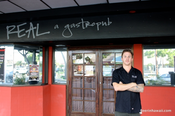 Anthony Messina Real a Gastropub