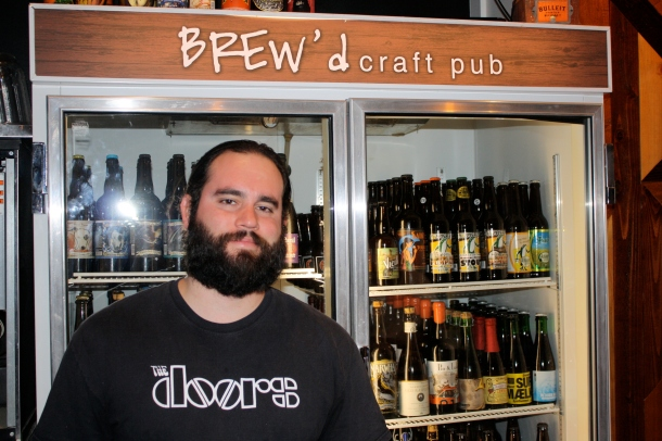 Adam Golish Brew'd Craft Pub