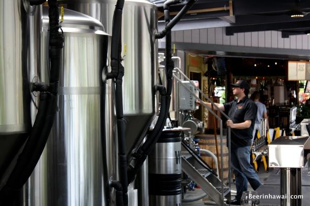 Waikiki Brewing Company Brewery