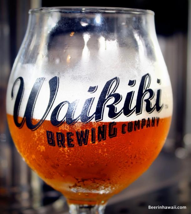 Waikiki Brewing Company IPA