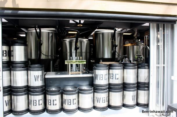 Waikiki Brewing Company Bar
