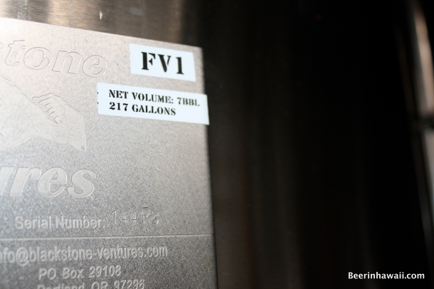Waikiki Brewing Company labels