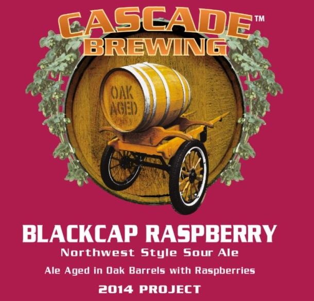 Cascade Brewing Raspberry Hawaii