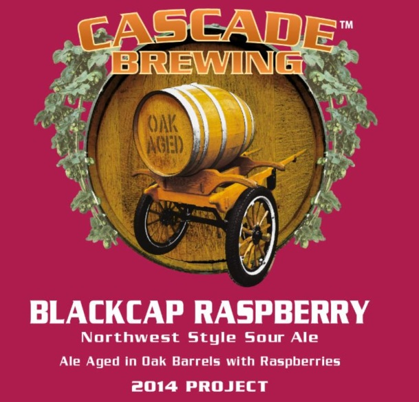 Cascade Brewing Raspberry Hawaii
