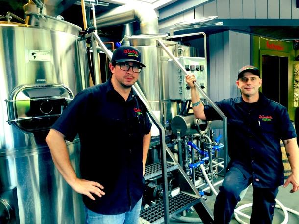 Waikiki Brewing Company Brewers