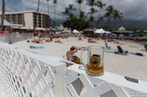 2016 Kona Brewers Festival Beer List and Map