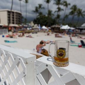 2016 Kona Brewers Festival Beer List andMap