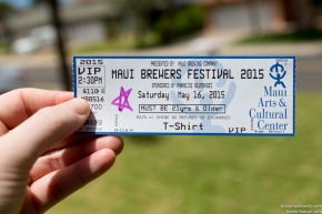 The Best of Maui Brewers Festival2015