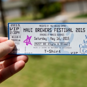 The Best of Maui Brewers Festival 2015