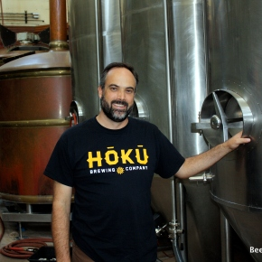 Meet The Brewer: Adam Boggs of Hoku Brewing Company