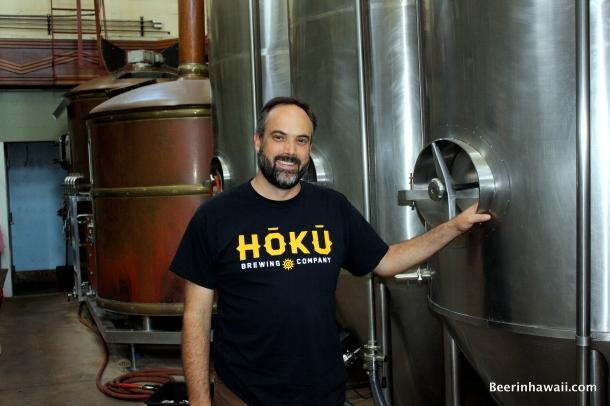 Adam Boggs Hoku Brewing Company