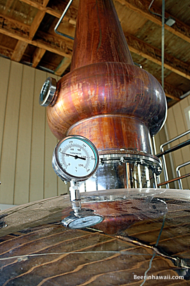 Ko Hana Rum Pot Still