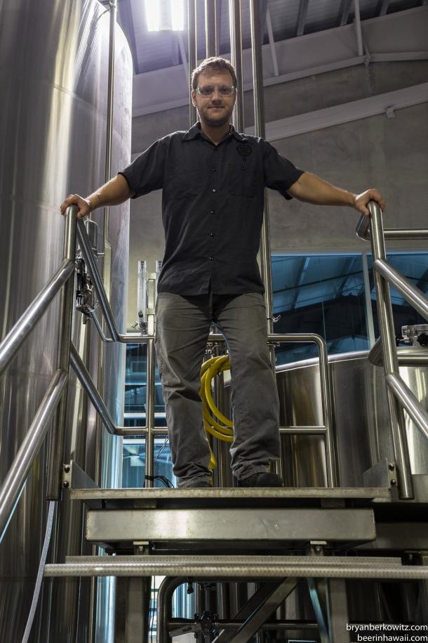 Darren Moser Maui Brewing Company