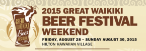 The Great Waikiki Beer Festival – Event Details & Beer List