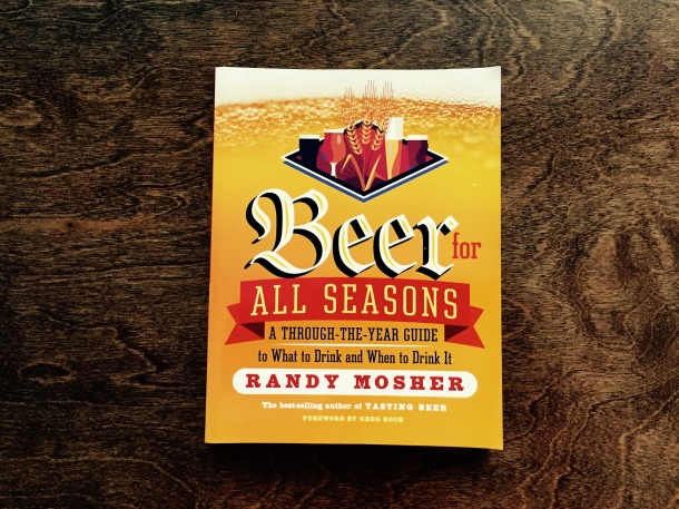 Beer For All Seasons Book