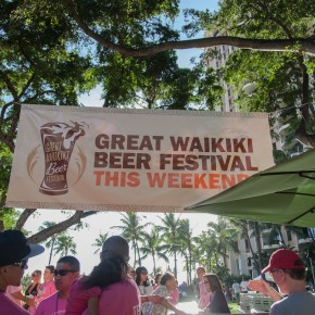 The Best of The Great Waikiki Beer Festival2015