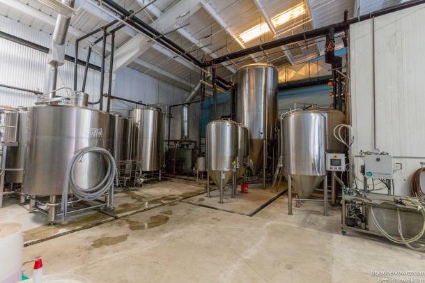 Kohola Brewery Maui
