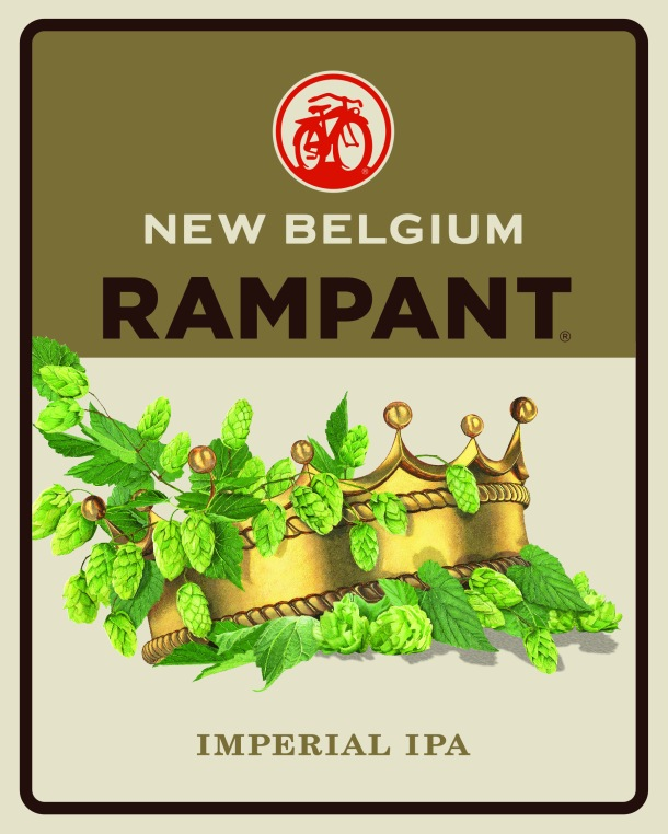 New Belgium Rampant Icon