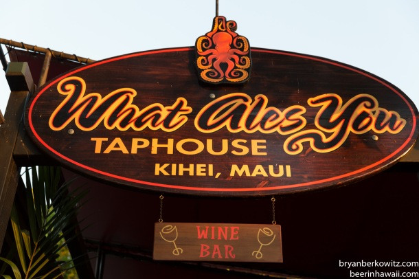 What Ales You Taphouse Maui