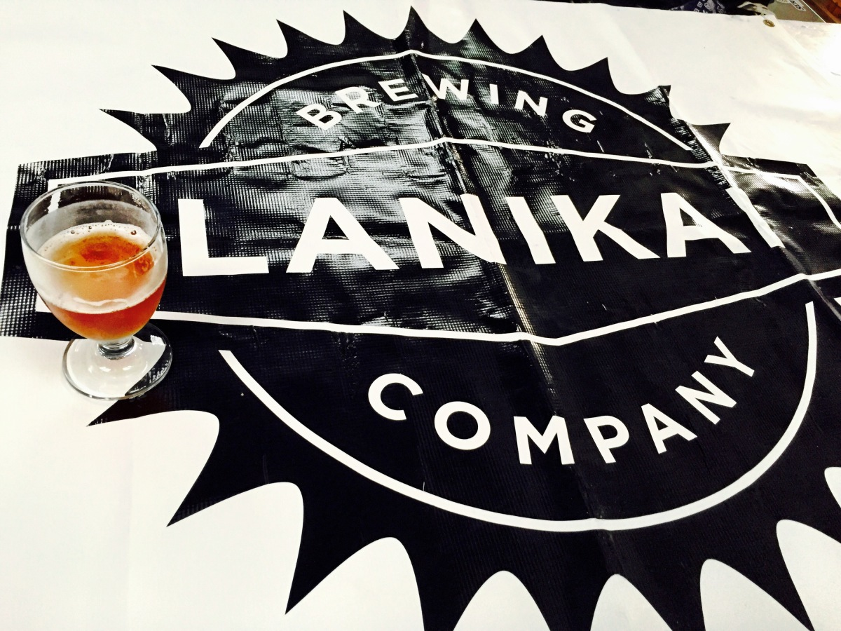 Lanikai Brewing Company Brewers Series Release #1 - POG Berliner Weisse