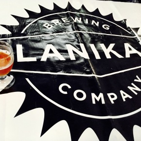 Lanikai Brewing Company Brewers Series Release #1 – POG Berliner Weisse