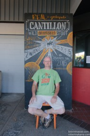 Zwanze Day 2015 Honolulu Real A Gastropub throne
