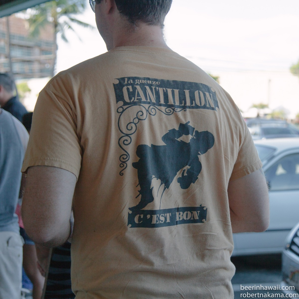 Zwanze Day 2015 Honolulu Real A Gastropub Cantillon Fan