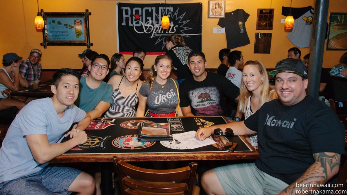 Zwanze Day 2015 Honolulu Real A Gastropub fans