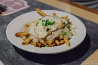 Zwanze Day 2015 Honolulu Real A Gastropub breakfast poutine