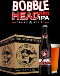 Coronado Bobblehead Red IPA